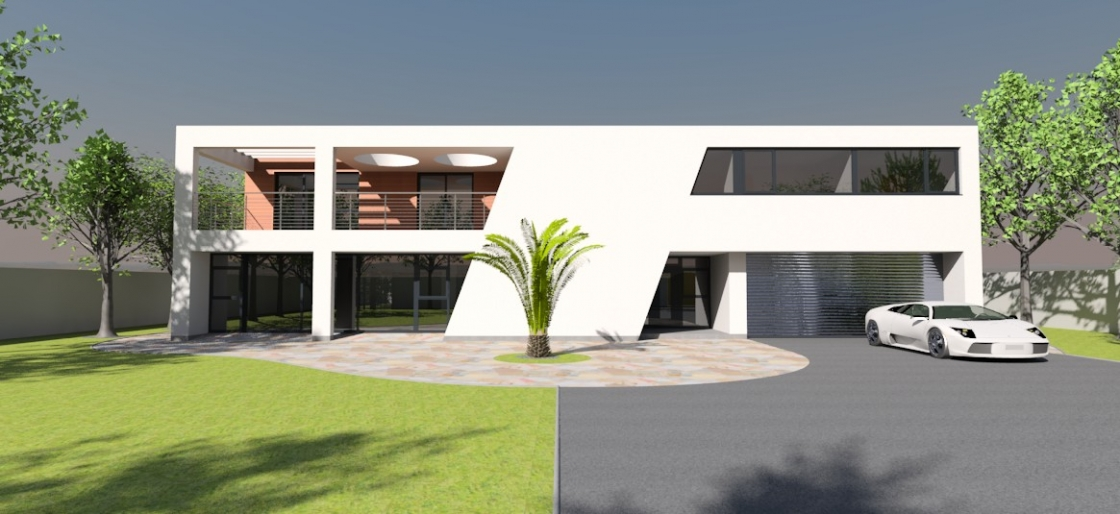Contemporary home 1004