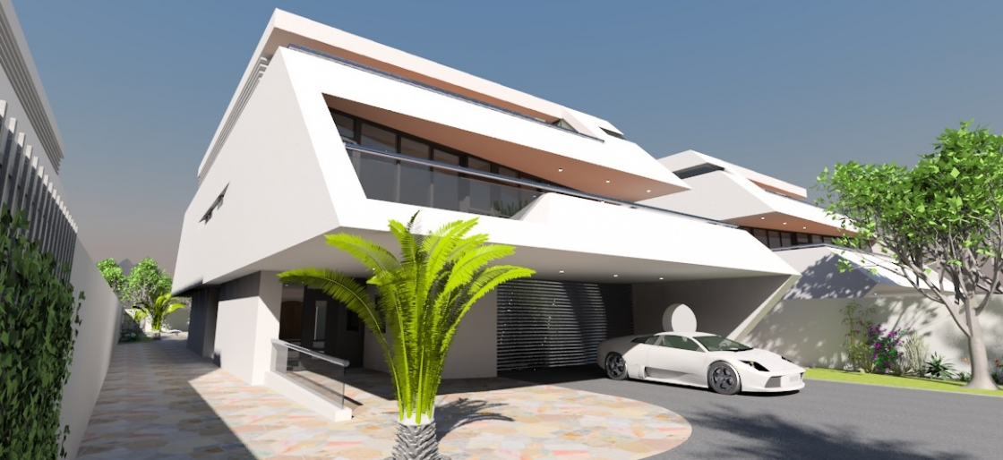 Contemporary home 1007
