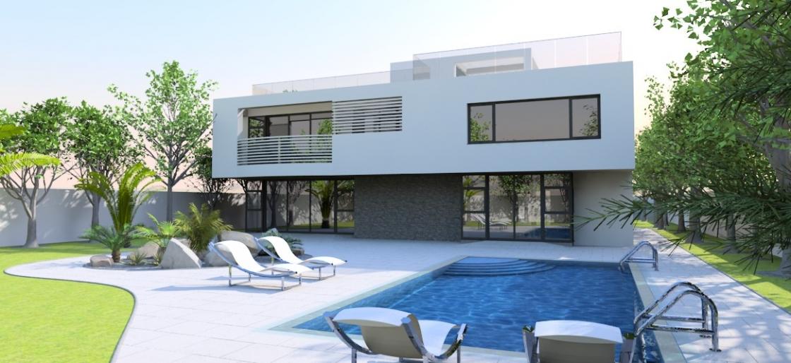Contemporary home 1008