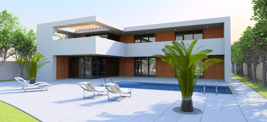 Contemporary home 1012