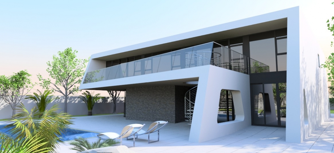 Contemporary home 1013