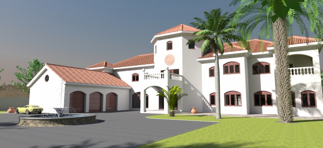 Contemporary home 2008