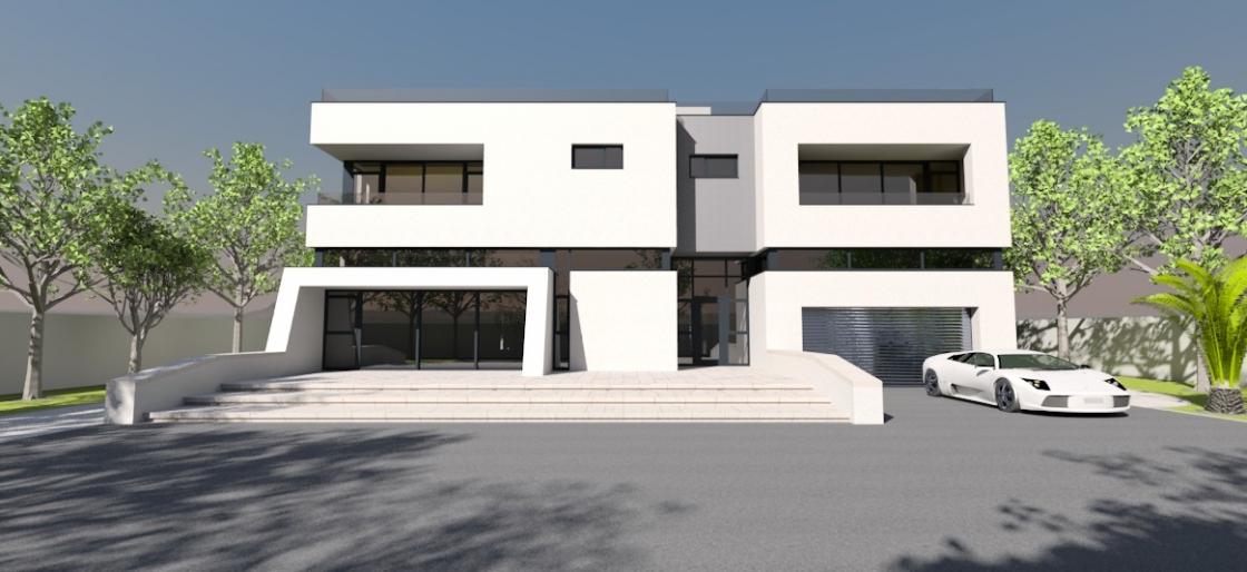 Contemporary home 2009