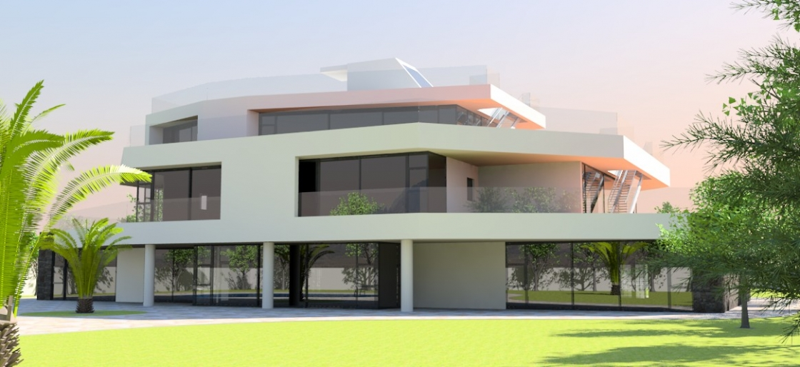Contemporary home 3001