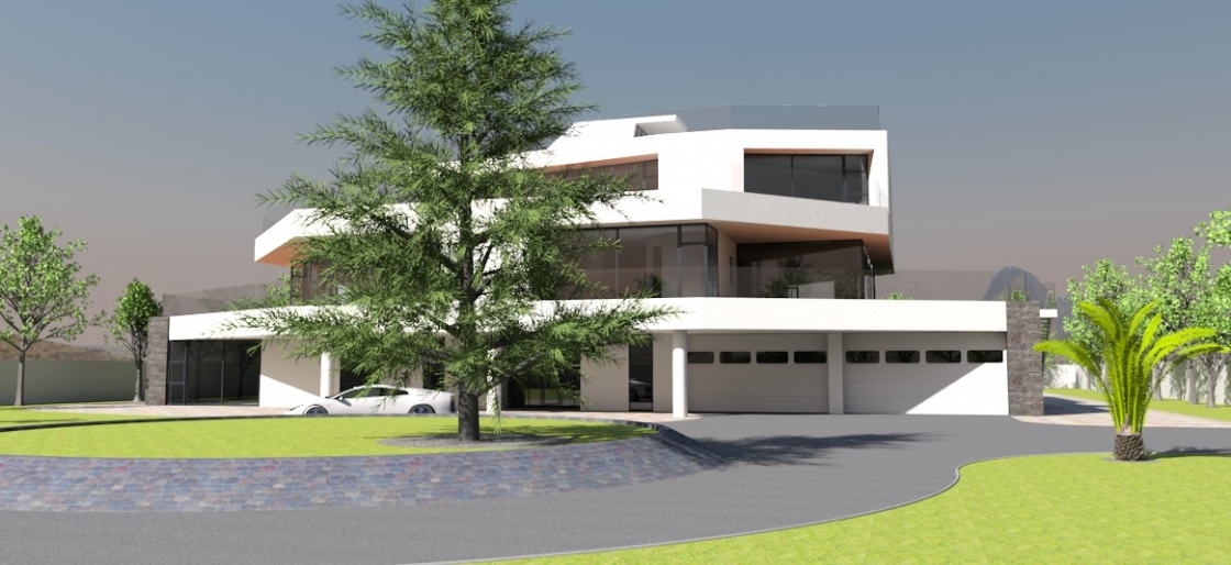 Contemporary home 3001