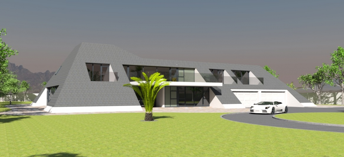 Contemporary home 3002