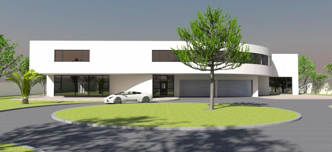 Contemporary home 3003