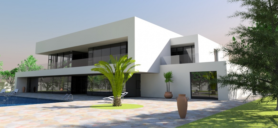 Contemporary home 3005