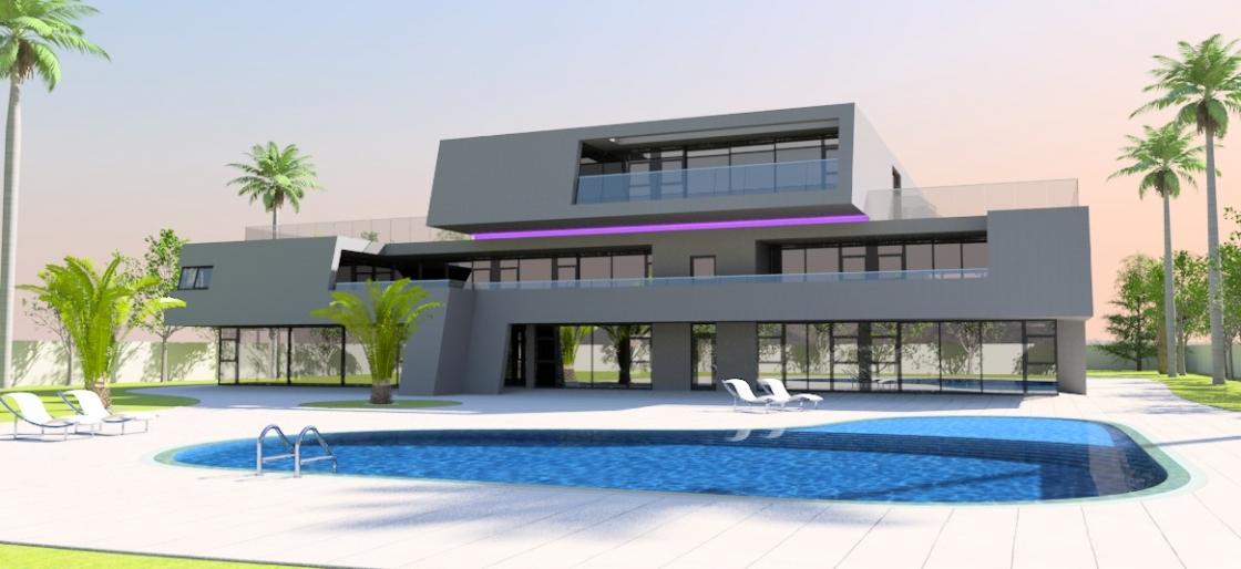 Contemporary home 3006