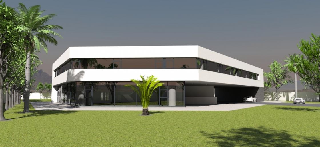 Contemporary home 3007