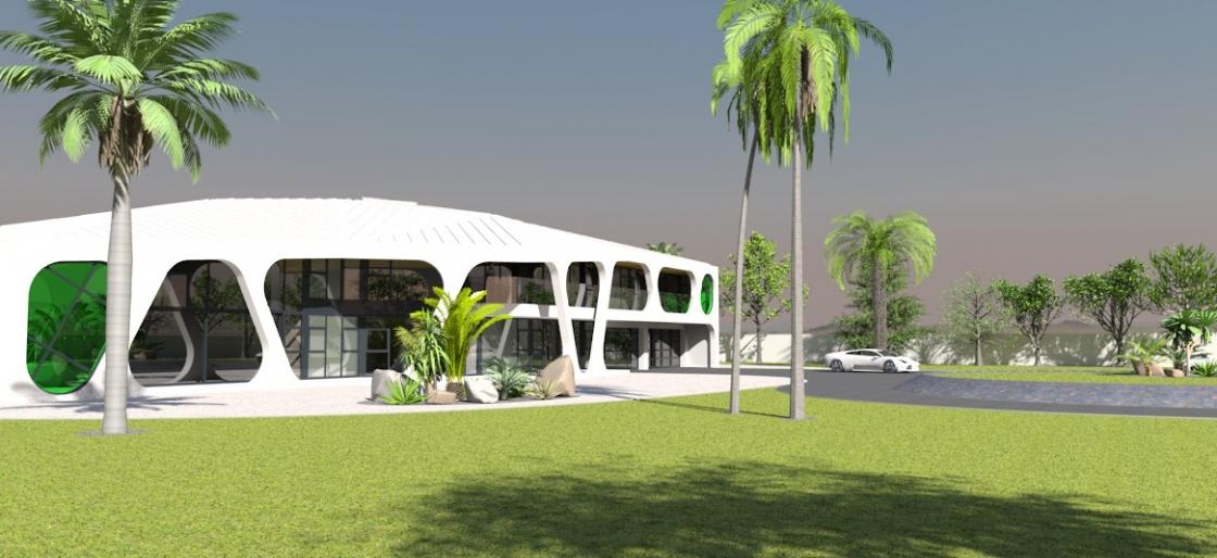 Contemporary home 3009
